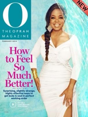 Next Issue Canada - Oprah